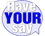 """Have a say on """"the big issues"""""""