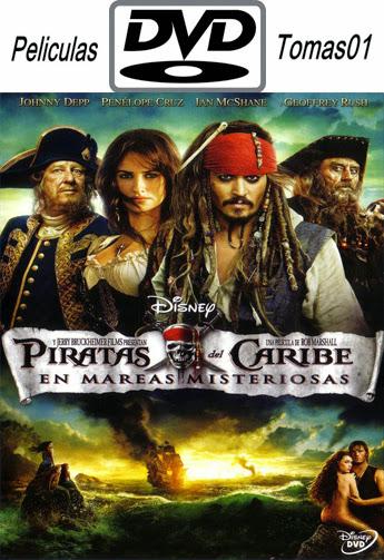 Piratas del Caribe 4: En mareas misteriosas (2011) DVDRip