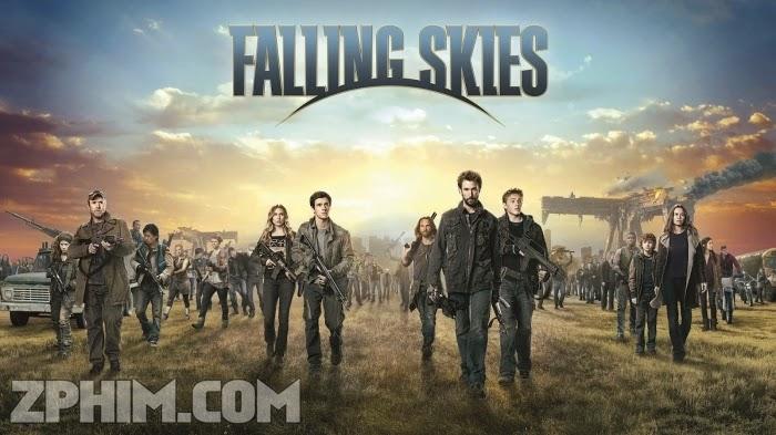 Ảnh trong phim Bầu Trời Sụp Đổ 4 - Falling Skies Season 4 1