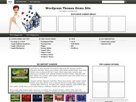 Online Casino Template 520