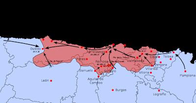 """LA PIRÁMIDE MALDITA DE MUSSOLINI"""" PUERTO DEL ESCUDO. Mapa"""