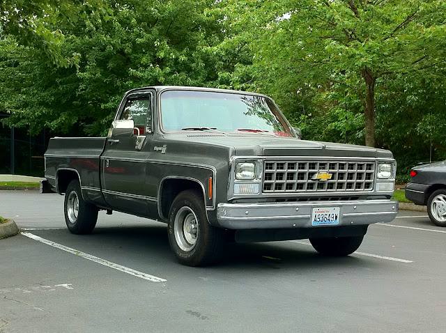 1980s Chevy Truck