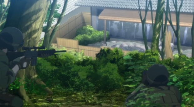 Hanasaku Iroha Episode 7 Screenshot 24