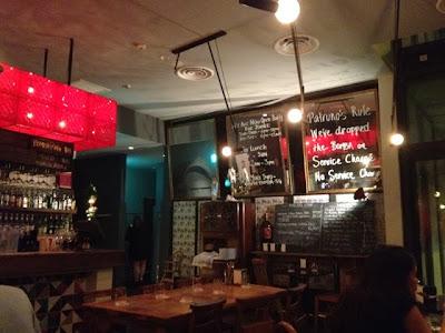 Bomba Paella Bar, Martin Road