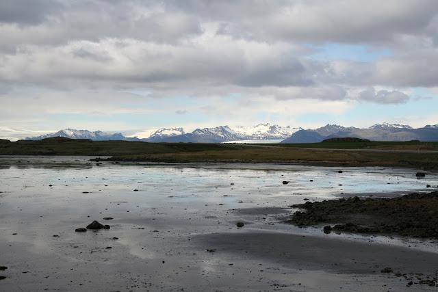 East of Hofn, looking back towards Vatnajökull