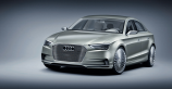 Audi premieres A3 e-tron Concept at Auto Shanghai 2011 [VIDEO]