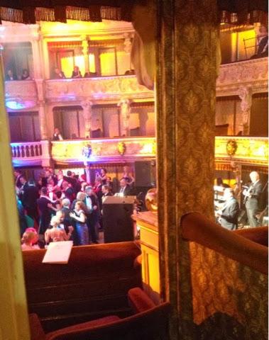 Ples v opere 2014