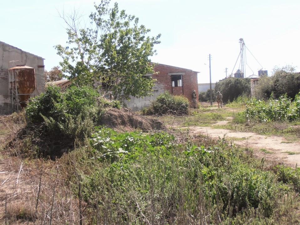 EL SANTUARIO. Fotos de la partida. 13-04-14 P4130159