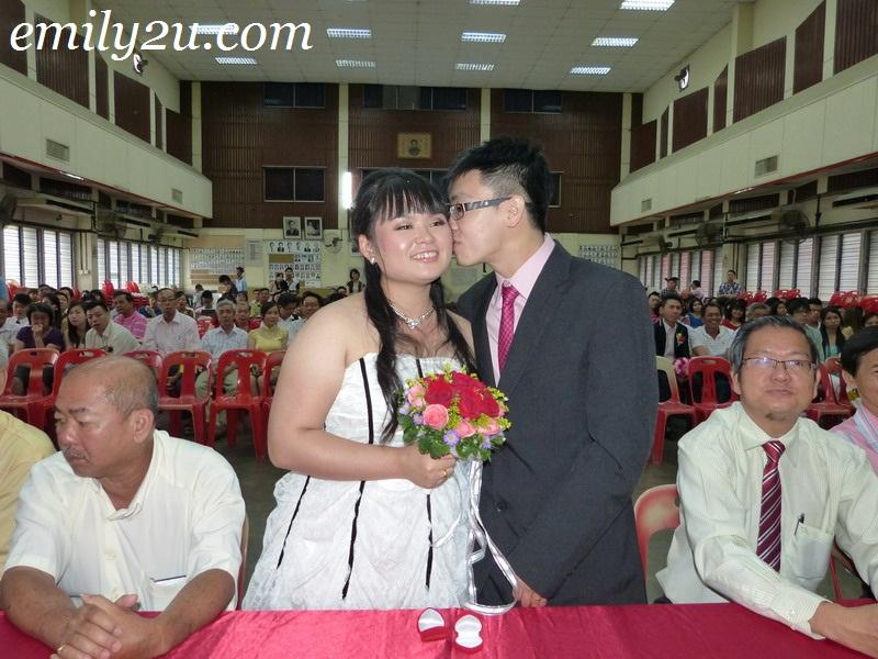 Malaysia Day Mass Wedding