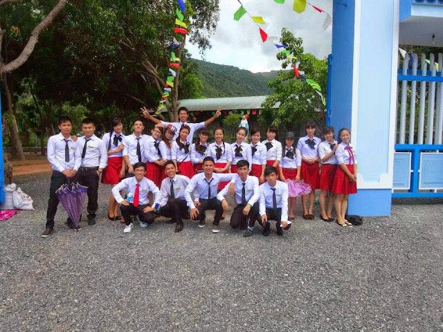 Hội trại truyền thống của Sinh viên công giáo Tin Yêu Nha Trang