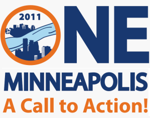One Minneapolis: A Call to Action! Logo