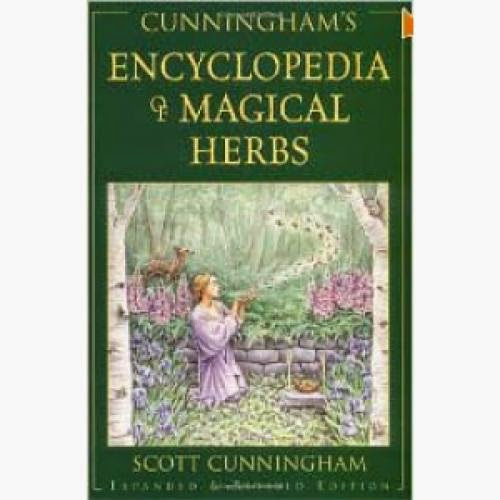 Cunningham Encyclopedia Of Magical Herbs