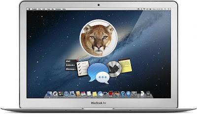Ya disponible OS X 10.8.1