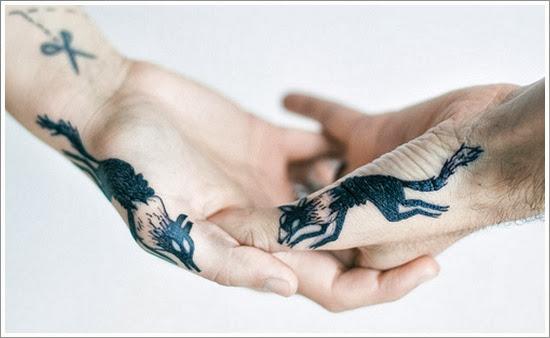 wolf tattoo designs