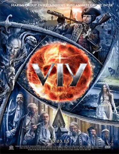 Ver Viy 3D (2014) Gratis Online