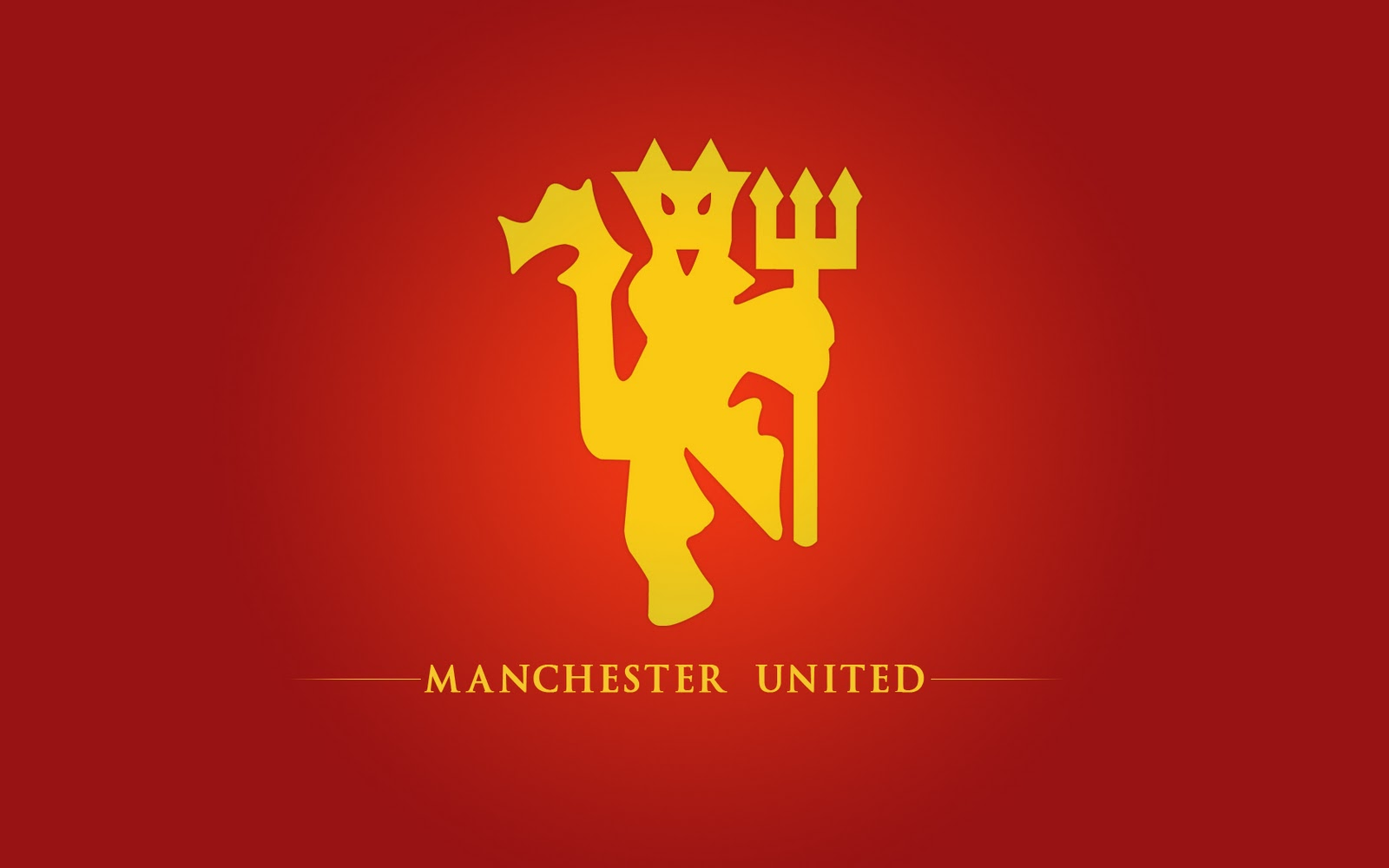 Manchester United Red Devil Logo Wallpaper Man United | Malaysia No. 1 ...