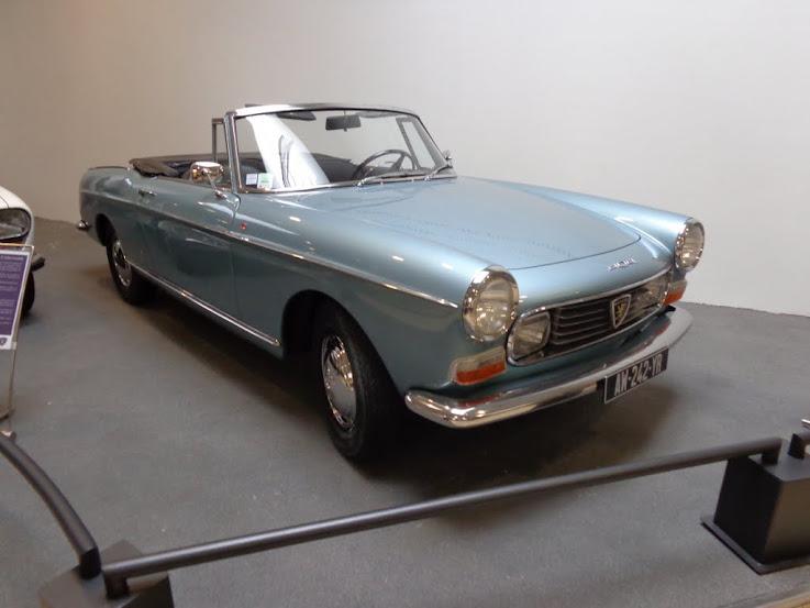 Musée de l'aventure Peugeot à Sochaux DSC01347