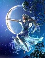 Goddess Pinga Image