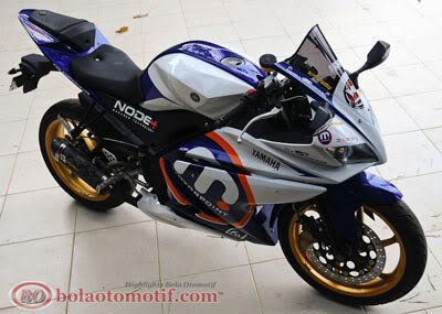 vixion upgrade to yzf-r125 2