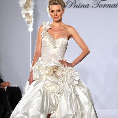 Pnina Tomei Wedding Dresses 47 Amazing