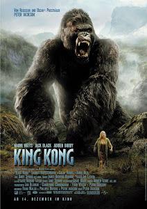 King Kong Và Người Đẹp King Kong - King Kong poster