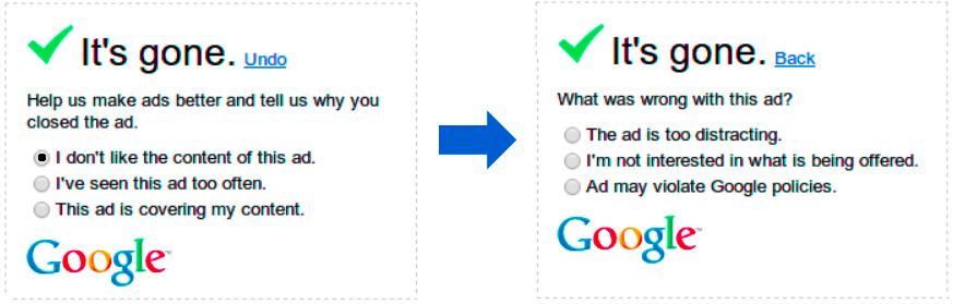 AdSense Muted Ads