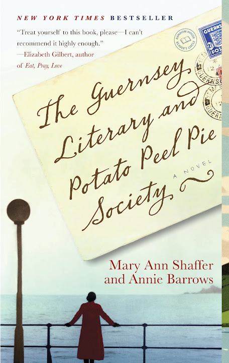 The Guernsey Literary and Potato Peel Pie Society – Annie Barrows