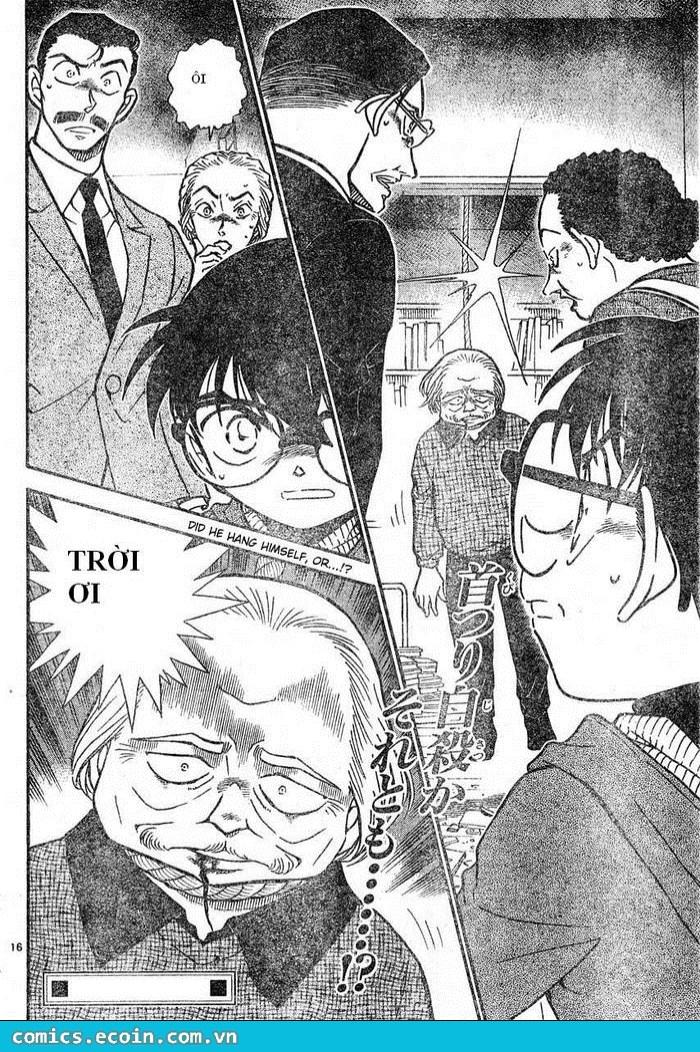 Detective Conan Chap 588 - Truyen.Chap.VN
