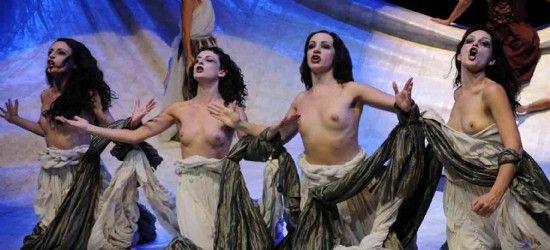 Ariadna.-Teatro Atalaya