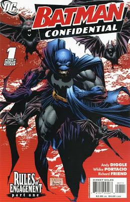Batman Confidential # 1