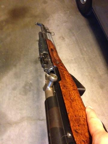 Dennis Talks Guns: Up Gunning the SKS: The Shernic Bullpup