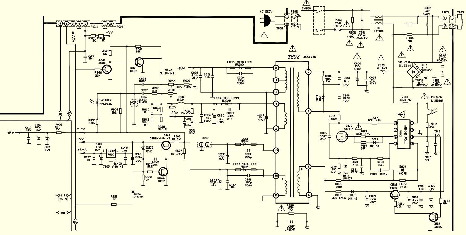 Tea1506t Pdf Bufferedbreakoutbox Basiccircuit Circuit Diagram Seekiccom Teat Datasheet Data Sheet Philips Greenchip Smps Control Icalldatasheet Search Site For