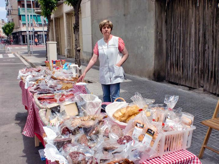 El Racó del Berguedà: Jornades de comerç al carrer