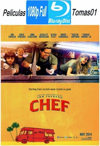 Chef a Domicilio (2014) BRRip Full 1080p