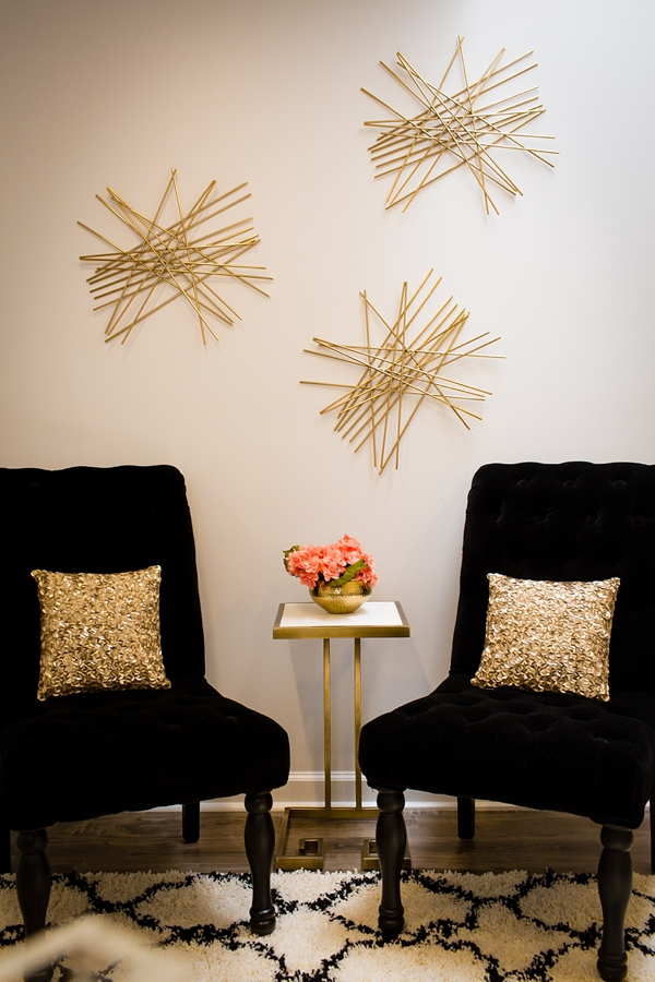 Wedding workspaces dhalia edwards tidewater and tulle for Salon workspace