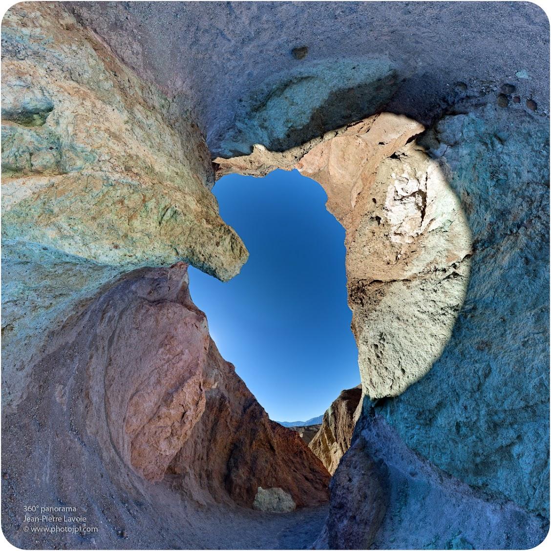 Artist's Palette de Death Valley