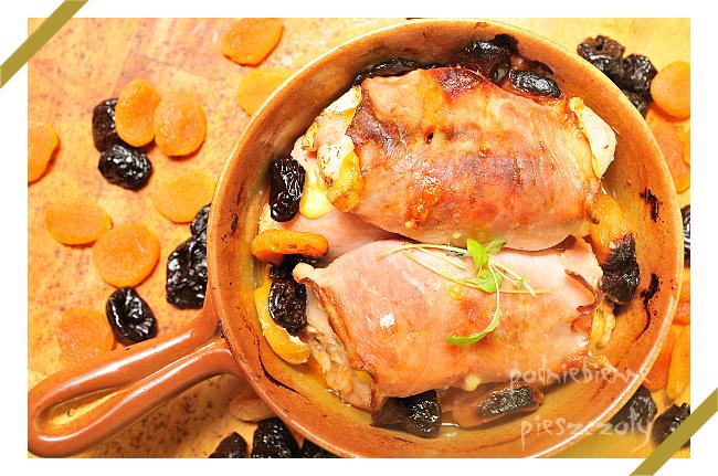 Kulinarne Inspiracje Kamis - Kurczak ze śliwką