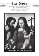 Hoja Parroquial nº490 - Una familia que ama, reza y sufre. 600 aniversario de la erección de la Iglesia Colegial Basílica de Santa María de Xàtiva.