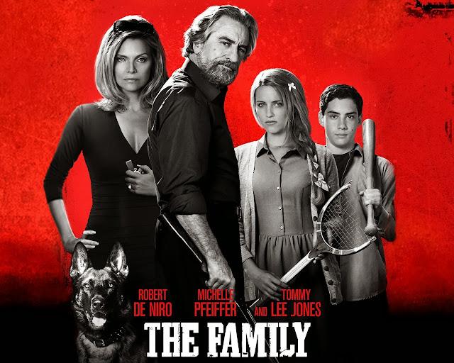 Επικίνδυνη Οικογένεια The Family Wallpaper