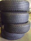 Used Toyo Tires
