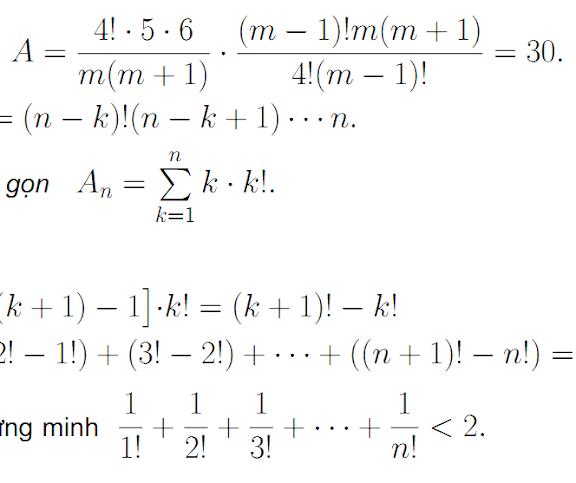 Quy tắc đếm-Hoán vị-Chỉnh hợp-Tổ hợp-Nhị thức NewTon-Phan-Văn Danh-2013