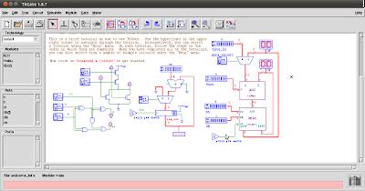 tkgate 3 Software Simulasi Rangkaian Elektronika Open Source Terbaik Untuk GNU/Linux