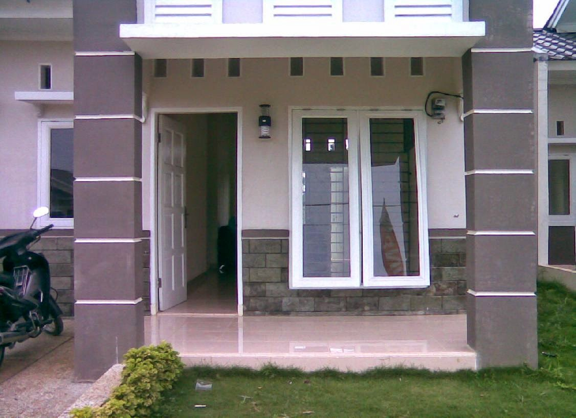 Top Contoh Profil Depan Rumah Minimalis Gubukhome