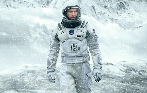 'Interstellar' Crosses $100 Million Milestone in IMAX Theaters
