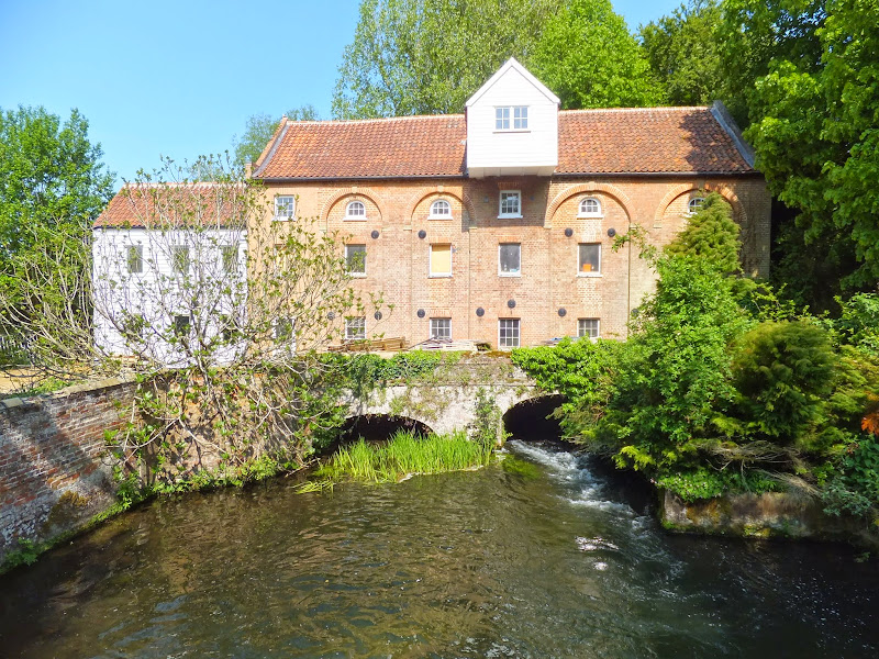 Narborough Watermill