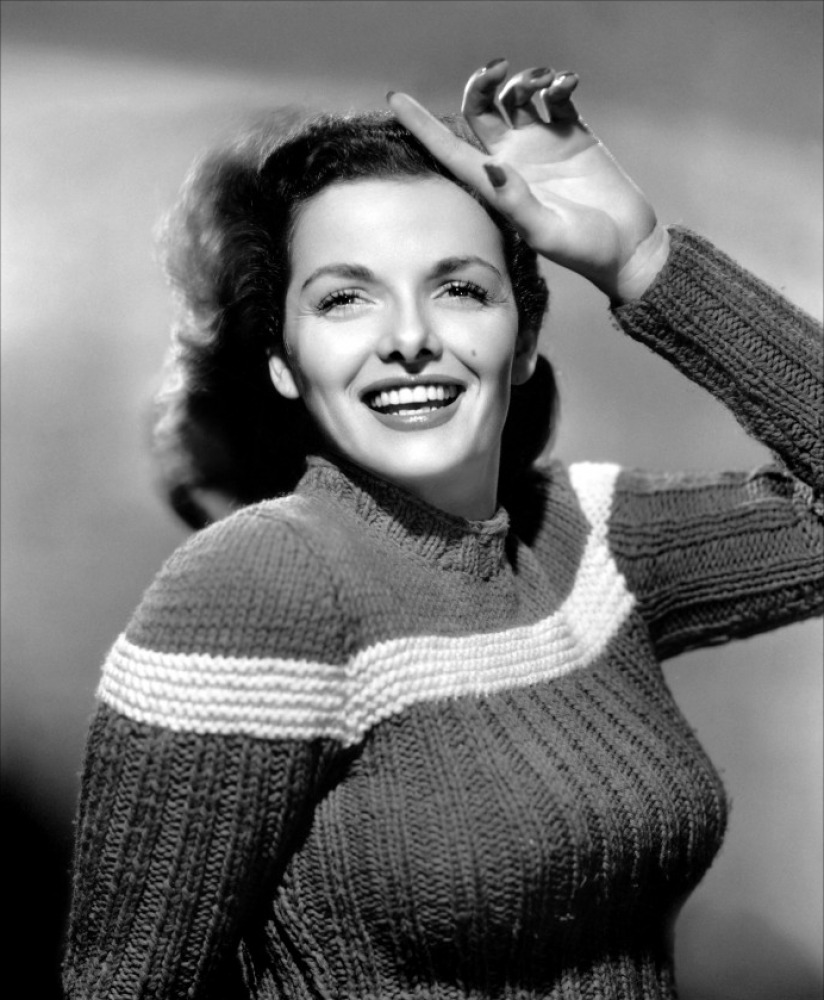 Armchair Audience Rip Jane Russell