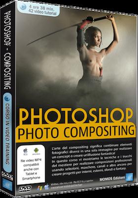Momos Edizioni - Corso Avanzato di Photoshop - ( Photo Compositing ) GDF n°85 -(2014) Ita
