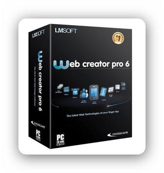 Lmsoft Web Creator Pro 60013 Datecode 27062013 Multi – Diseña páginas web