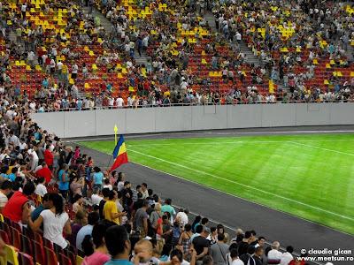 Deschidere cu public: Stadionul National Arena