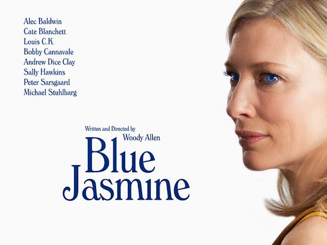 Θλιμμένη Τζάσμιν Blue Jasmine Wallpaper